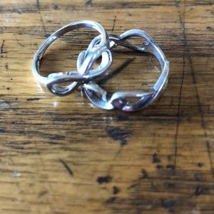 Jewelry - Infinity and beyond rings